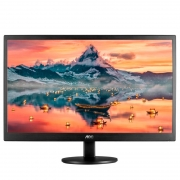 Monitor Led 18.5 Pols Aoc 1366 X 768 60hz Hdmi -  E970swhnl