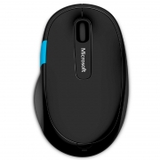 Mouse Bluetooth Microsoft Sculpt Comfort Preto H3s00009