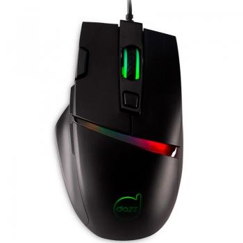 Mouse Gamer Dazz Legacy RGB 6400Dpi - 625241