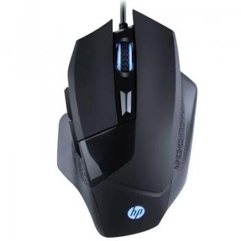 Mouse Gamer HP G200 Black Avago A3050 - 4000dpi