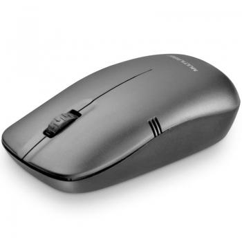 Mouse Sem Fio Multilaser Preto 1200dpi - Mo285