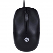 Mouse USB Dynamic Color 1200DPI 1.8m Preto Vinik - DM130
