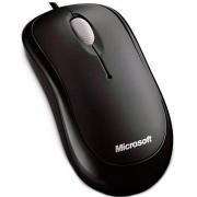 Mouse Usb Microsoft Basic Optical Preto P58-00061
