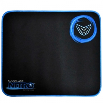 Mousepad Gamer Sapphire Nitro Azul L
