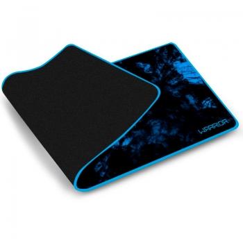 Mousepad Gamer Warrior Ac303 Azul Para Teclado E Mouse