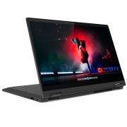 Notebook Lenovo Ideapad Flex 5i Intel Core i7-10657 8gb 256Gb SSD Win10 14 Pols Touch Screen Cinza