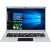 Notebook Multilaser Legacy Pc240 Celeron 4gb Ssd 120 + 32gb Mmc Win10 Home 13.3 Pols Prata