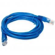 Patch Cable Cabo De Rede Pronto 10mt Cat5-e Cbx-N5c100- Azul