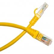Patch Cable Cabo De Rede Pronto 1.5m Cat5-e - Amarelo