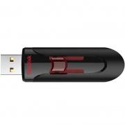 Pen Drive 32gb Sandisk Cruzer Glide 3.0 Preto - Sdcz600