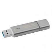 Pen Drive 8gb Kingston Dtlpg3/8gb Datatraveler Criptografia Locker+G3 Usb 3.0