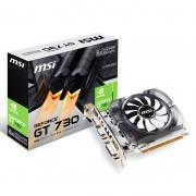 Placa De Video 2gb Ddr3 Msi Geforce Gt730 912-V809-2261 128bits