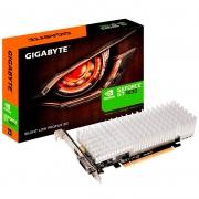 Placa De Video 2gb Gddr5 Gigabyte Nvidia Gt1030 Silent Low Profile Gv-N1030sl-2gl 64bits 6008mhz Dvi Hdmi