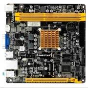Placa Mae Biostar A68N2100E Proc Integrado Amd Dual Core E1-2100 Ddr3 Hdmi