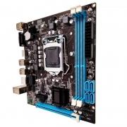 Placa Mae Bluecase Bmbh61-T Ddr3 16gb 10/100/1000 Socket 1155 Bulk