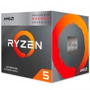 Processador AMD Ryzen 5 3400G 3.7ghz 4mb Lga AM4 - YD3400C5FHBOX