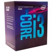 Processador Intel Core I3-8100 3.6ghz 6mb Lga 1151 -Bx80684i38100