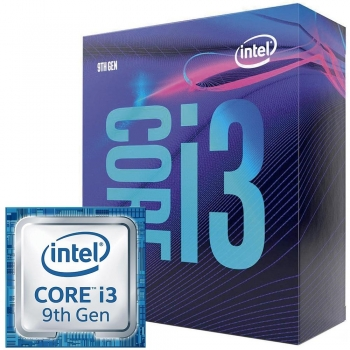 Processador Intel Core I3-9100f 3.6ghz 6mb 9a Lga 1151 S/Video-Bx80684i39100f