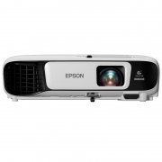 Projetor Epson Powerlite U42+ 3600 Lumens Wireless 1920 X 1200 - V11h846021