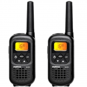 Radio de Comunicação Walkie Talkie intelbras RC4002 - 4528103