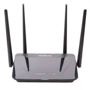 Roteador Sem Fio Intelbras Action Rf1200 1200mbps 4 Ant Ipv6 Dual Band - 4750075
