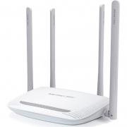 Roteador Sem Fio Mercusys Mw325r Wireless 300mbps - 4 Antenas De 5dbi De Alto Alcance