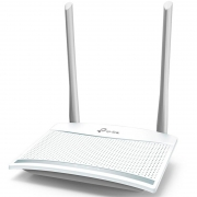 Roteador Tp-Link 300mbps 2 Antenas - Tl-Wr820n