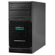 Servidor Hp Proliant Ml30 Gen10 Xeon E-2224 4c V6 3.4/4.6 Ghz 8mb 16gb 1tb - P16927-S01