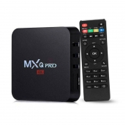 Smart Tv Box Mxq Pro 4k 16gb Internet Tv Iptv 3gb Ram