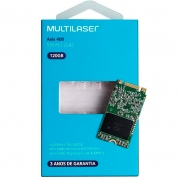 Ssd M.2 120gb Multilaser Axis400 6 Gb/s - SS104