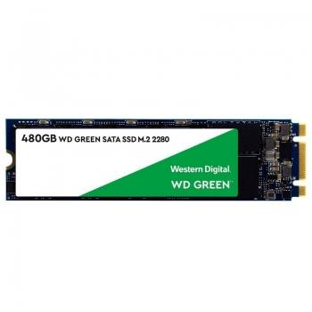 Ssd M.2 480gb Western Digital Green Wds480g2g0b Sata 3.0