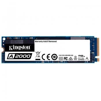 Ssd M.2 NVMe 500gb Kingston A2000 Gen 3.0 SA2000M8-500G
