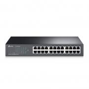 Switch 24 Portas TP-Link 10/100 L2 Nao gerenciável - TL-SF1024D
