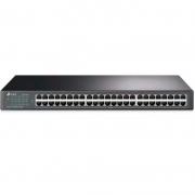 Switch Fast 48 Portas 10/100 Mbps Tp-Link Tl-Sf1048 - Montavel Em Rack