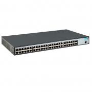 Switch Gigabit 48 Portas 10/100/1000 Mbps Rj45 Hpe Aruba 1620 48g Jg914a