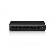 Switch Gigabit 8 Portas 10/100/1000 Mbps Multilaser Re128