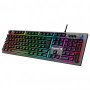 Teclado Gamer Fortrek Rainbow Holt Grafite - 70550