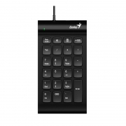 Teclado Numérico Genius Numpad I130 Slim Usb Pn 31300003400