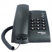 Telefone Intelbras Pleno 4080051 Preto