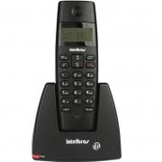 Telefone Sem Fio Intelbras Ts40 Id - Dect6.0 Ident De Chamada