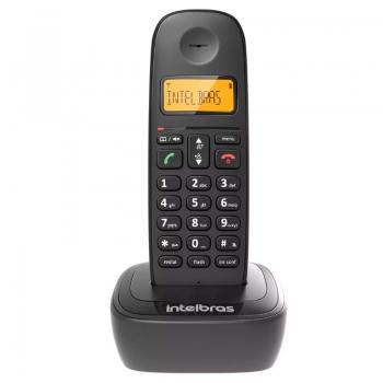 Telefone Sem Fio Intelbras Ts 2510 - 4122510