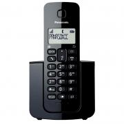 Telefone Sem Fio Panasonic Kx-Tgb110lbb - Preto Ident De Chamadas