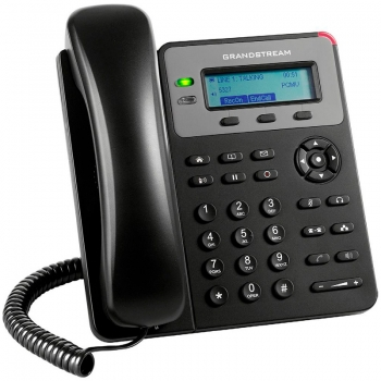 Telefone Voip Ip Grandstream Gxp1610 Preto Display Viva Voz Hd (962-00077-25a003)