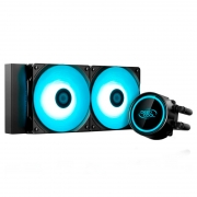 Water Cooler Deepcool Gammax L240T Led Azul (Intel/AMD) - DP-H12RF-GL240TB