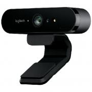 Webcam Logitech Brio Hd 4k Full Hd 4096 X 2160 90fps -960-001105