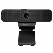 Webcam Logitech C925e Full Hd 1080p 30fps Usb Video Chamada 960-001075