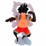 Action Figure One Piece - Monkey D. Luffy King of Artist