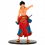 Action Figure One Piece - Monkey D Luffy World Colosseum 2