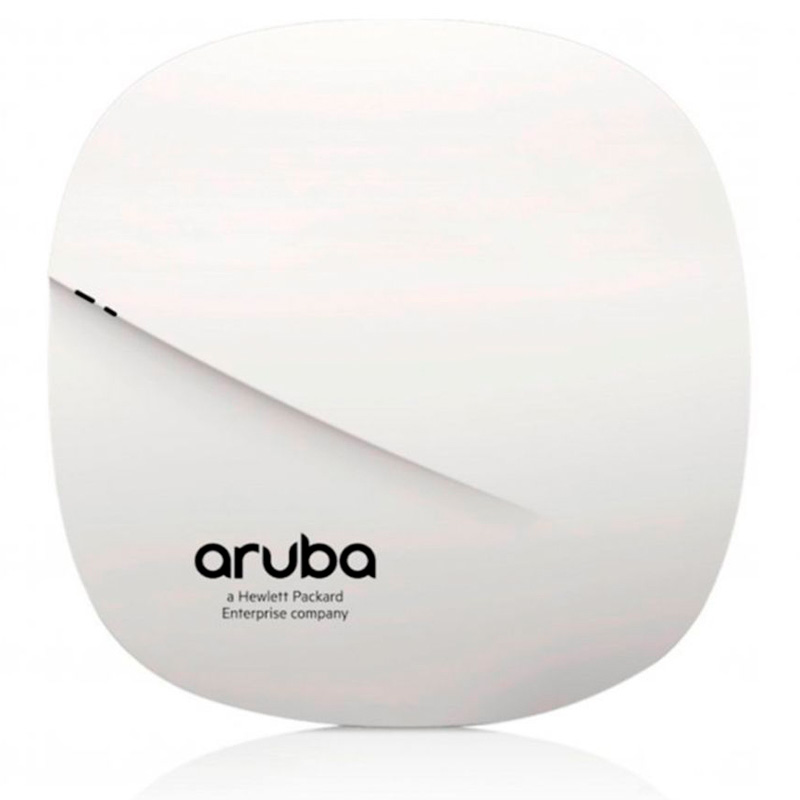 Access Point Wi-Fi Hpe Aruba Iap-207 Indoor 802.11ac 867mbps Jx954a (Não acompanha fonte)