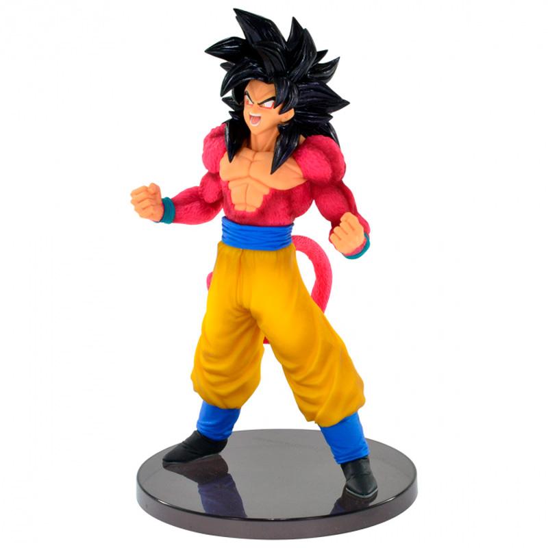 Action Figure Dragon Ball GT - Goku Super Sayajin 4 Blood of Saiyans